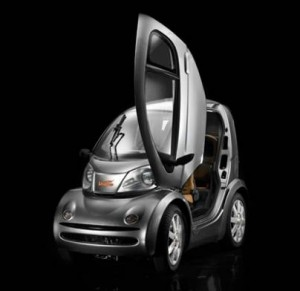 volpe smallest electric car