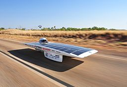 solar power cars information
